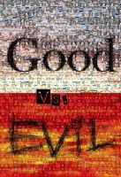 Good Vs. Evil Photomosaic by haydenchristensenfan