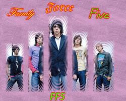 Family Force 5 owns by Jack by FamilyForce5