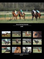 Horse Racing Calendar 2011 by grugster
