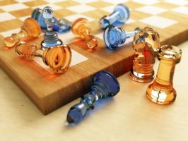 Chess by SanderWit