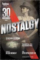 Poster Nostalgy Web Sm by sounddecor