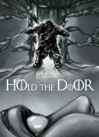 Hold The Door by Kali-Mav