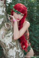 Poison Ivy by cosplayteam33