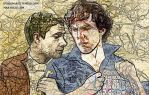 Sherlock Holmes: Gilded Cage - work in progress by evisionarts