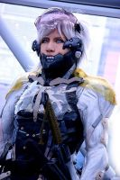 MGS4 Raiden... Standing proud! by ProVoltageCosplay