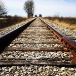 Traintracks by CaptainSerious19