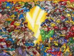 Capcom Vs.... by BetaoftheBass