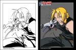 Edward Elric by pro-fusion