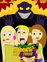 Attack of the Mutant Poster by JackassRulez95