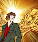 Beautiful Angel by Winchestergirl4657