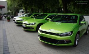 VW Scirocco by cpphoto