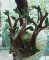 Dryad Mask by faerywhere