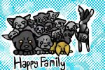 Happy Family-Cover by BananAbyss