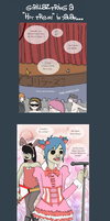 Gorillaz went to Japan and... by Dudess999