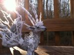 Winter Thaw SALE Stag by starwolf303