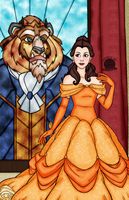 Tale as Old as Time by Blackmoonrose13