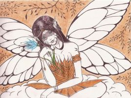 little faerie by Etherick
