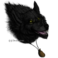 Werewolf Request by Demeritas