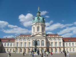 Schloss Charlottenburg by The-Insignificant