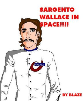 Sargento in SPAAACE by SargentoWallaceFans