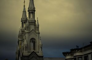 North Beach Church by crag137