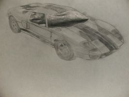 Ford GT by punkliss