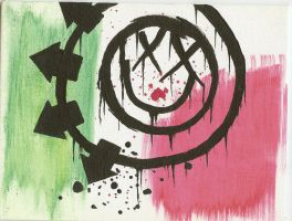 Blink 182 by ToXiCbLaCkLoVe