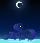 Spirit of the Night [WIP] by TheEmeraldThunder