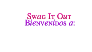 SWAG IT OUT by AdriEdicion