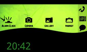 Android DxTop Green by CowBoyO