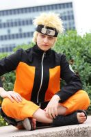 Naruto Uzumaki (Naru Cosplay) #4 by AilesNoir