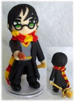 Chibi Harry Potter by AndressaYokoGohan
