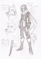 Another Merrick concept by RikuGloomy