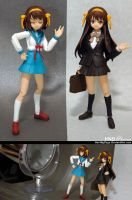 Haruhi - Same Difference by HariNgDuga
