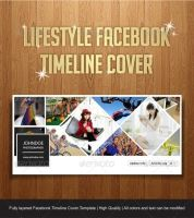 Lifestyle FB Timeline Cover - Graphicriver by Changyik