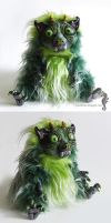 Marcel - OOAK art doll by bt-v
