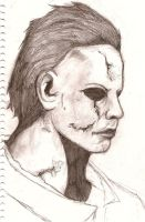 Michael Myers by planedreamer