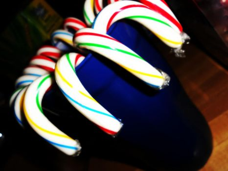 Candycanes.. by heyyouwiththeface878