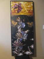 Final Fantasy VI - Tower of Kefka by Wacker00
