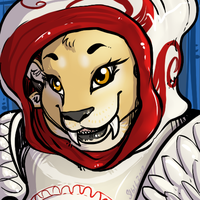 Chazori Icon (2012) by artofmelissafox