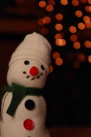 Snowman by Camel51