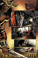 Conan: Kiss of the Undead 1 by MarkHRoberts