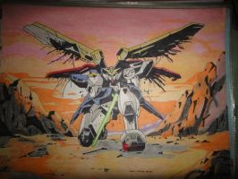 Gundamwing by julius17