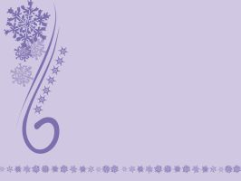 Holiday Wallpaper - Purple by Cenestelle