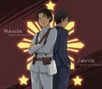 AT: Manila and Cavite by ExelionStar