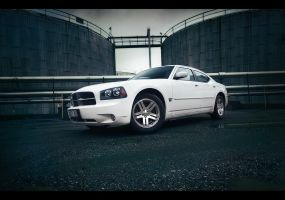 Dodge Charger RT - docks - by dejz0r