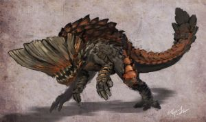 barroth by lag-dog