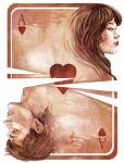 Ace of Hearts by Vasylissa