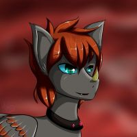 Funeral Dirge Headshot by RykuBloodwing