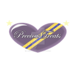 Precious Treats logo (beta) by Akio14